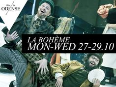 La Bohème. Den Jyske Opera i #OdenseKoncerthus. #DenJyskeOpera #labohème #OdenseTeater #OdenseSymfoniorkester #odense #thisisodense #mitodense #mitaftryk Læs anbefalingen på: www.thisisodense.dk/15259/la-boheme