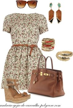 """""""A DAY AT A POLO MATCH"""" by andreia-goja-de-carvalho on Polyvore"""