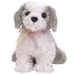 c189d44b555 Amazon.com  Herder the Sheep Dog - TY Beanie Baby by TY~BEANIES DOGS  Toys    Games