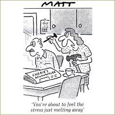 Acupuncture Cartoons