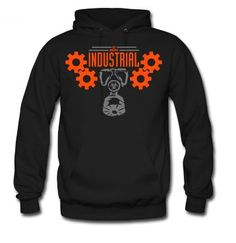 "Industrial ""Get Infected"" Hoodie bit ly ZlwkOC"