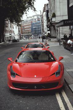 Awesome Ferrari 458