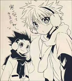 The retelling of how Gon and Killua became more than friends expect u… #fanfiction Fanfiction #amreading #books #wattpad