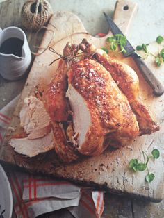Roasted Chicken.. reminds me of my mother