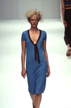 Iceberg - Ready-to-Wear - Runway Collection - WomenSpring / Summer 1997