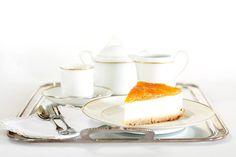 Crockpotting | Tarta de requesón y naranja en Crock Pot | http://www.crockpotting.es
