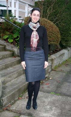 Librarian for Life & Style:  Simple, classic, feminine