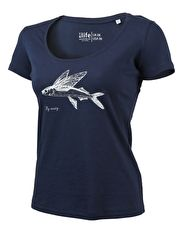 Fourth Element Fly Away Womens T-Shirt The Fourth Element Fly Away T-Shirt is a womenapos