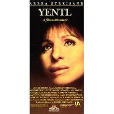 Yenti, starring Barbara Streisand & Amy Irving! Loved it!
