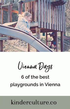 What makes a great outdoor playground? Are you looking for vacation ideas that mix museums with outdoor play? Here are six of the best playgrounds in Vienna Outdoor Playground, Vienna, Around The Worlds, Day, Playgrounds, Vacation Ideas, Travel, Culture, Blog