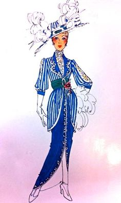Pier Costume designed by Pete Menefee