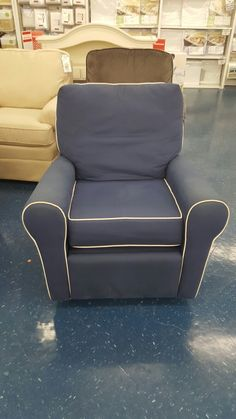 Little Castle Treasure Recliner Glider from Buy Buy Baby