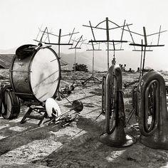 "Juan Rulfo - ""Instrumentos musicales en Tlahuitoltepec"", 1956"