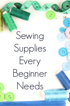 Learn what sewing su