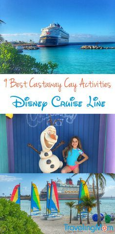 What are the best Castaway Cay activities? Read all about the flippers, fins, massages and more you can enjoy at Disney Cruise Line's private island.