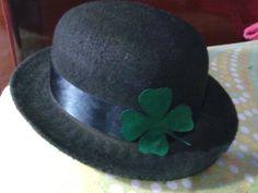 Chapéu irlandês 2 #hat