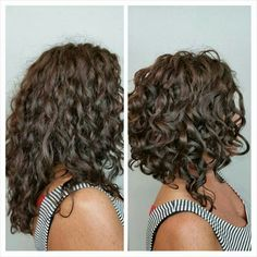 Curl by curl cut by Leslie Braswell at Braswell Hair Skin Body in Decatur, Al.35601. Call (256)350-2639 for a appointment.