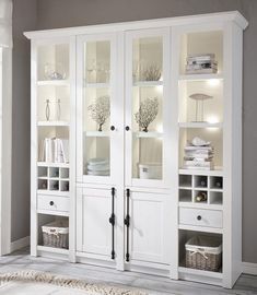 Home Decorating Style 2020 for Seven Unconventional Knowledge About Mdf Lacquer Kitchen Cabinet That You Can't Learn From Books Wall Mounted Display Cabinets, Crockery Cabinet, Home Additions, Dining Room Furniture, Kitchen Interior, Luxury Furniture, Room Decor, House Design, Newlyweds
