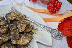 nudli (paleo)  3 db. nagy édesburgonya 2 tojás finomra őrölt mandula 10 dkg nyílgyökér por (lehet kókuszliszt, tápióka keményítő) 1-2 ek. útifűmaghéj só Gnocchi, Chicken, Tableware, Food, Mint, Dinnerware, Tablewares, Essen, Meals