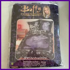 Buffy the Vampire Slayer - 2001 Duvet Set. #btvscollector #btvs #buffy #buffythevampireslayer