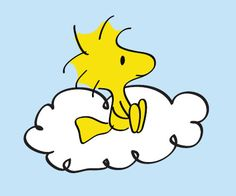 Woodstock is cloud hopping. Peanuts Movie, Peanuts Cartoon, Peanuts Characters, Peanuts Snoopy, Cartoon Characters, Cartoon Cartoon, Snoopy Et Woodstock, Charlie Brown Und Snoopy, Charles Shultz