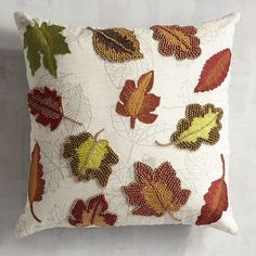 YES, IT'S HERE! I know many of you have asked me if I was going to post my favorite fall pillows from around the web. And so to all of you who were asking… It's here! I think the fall pillows are just absolutely gorgeous this year! Lots of hooked pillows and we're still seeing …