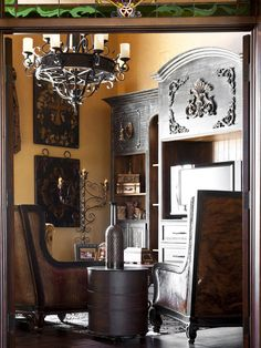 Old World Wall Finish Design, Pictures, Remodel, Decor and Ideas