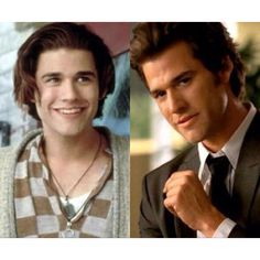 Johnny Whitworth.  Adorable as AJ in Empire Records and still cute.