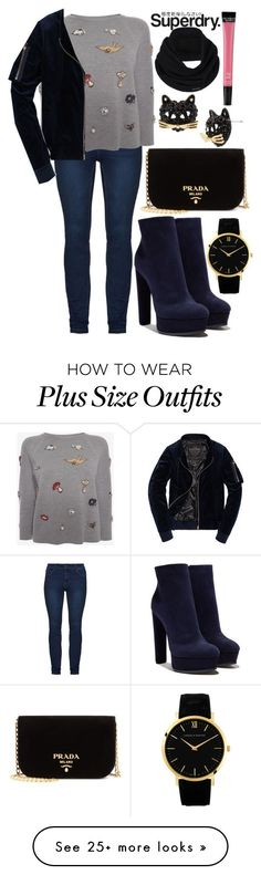 """""""The Cover Up – Jackets by Superdry: Contest Entry"""" by deedee-pekarik on Polyvore featuring Alexander McQueen, Superdry, Casadei, Prada, Betsey Johnson, prAna, Victoria's Secret, jacket, outerwear and MySupredry"""