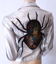 East West Musical Instruments Face/Spider jacket