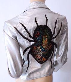 East West Musical Instruments Face/Spider jacket