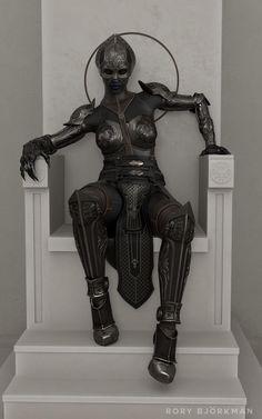Rory Björkman on Behance Fantasy Character Design, Character Design Inspiration, Character Concept, Character Art, Concept Art, Fantasy Armor, Dark Fantasy Art, Dark Art, Medieval Combat