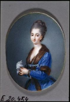 Maria Beatrice d'Este Ricarda, Princess of Modena (1750-1829)