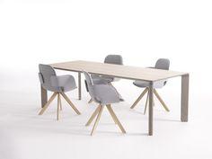 Eetkamerstoel Flux van Arco | Smellink Wonen + Design