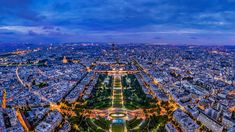 Bing Image Archive: Paris, France (© Liam Hammersley/Tandem Motion +Stills)(Bing United Kingdom) Beautiful Places In The World, Places Around The World, Around The Worlds, Tandem, Paris France, France Europe, Paris At Night, Journey, Daily Photo