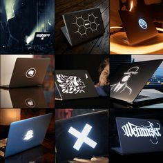 Laser-Cut MacBook Lids Are More Stunning Than Stickers