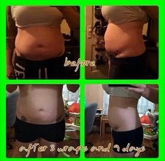 Isn't her results amazing!! If you want this please contact me.