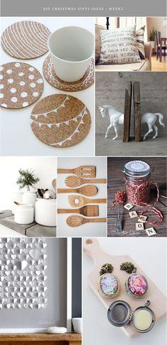 diy christmas gifts ideas ::: week 2
