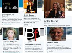Hvilken nytte har bibliotekene av sosiale medier? | Sosialkommunikasjon.no
