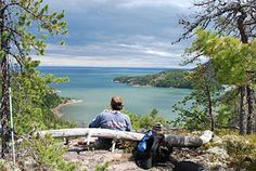 Baie des Rochers Kayak, Mountains, Nature, Travel, Outdoor, Rock Cakes, Dinghy, The Visitors, Pathways