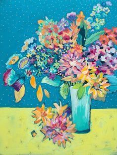 """Bold Flowers"""
