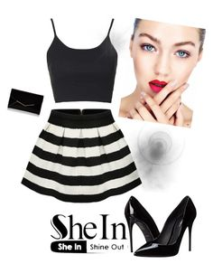 """""""Untitled #14"""" by vesna-sara ❤ liked on Polyvore featuring Topshop, Furla and Dolce&Gabbana"""
