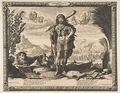 Abraham Bosse | Louis XIII as Hercules | The Met