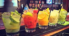 Boteco Do Brasil  Escape the cold wet climate of Glasgow and enter the warm vibrant atmosphere of this authentic Brazilian bar serving a fusion of Brazilian, Cuban, Caribbean, Spanish, Tapas and Street Food. Forget your old life with classic Mojitos and try their Brazilian Mojito where the rum is substituted for cachaça ; a spirit made from sugar cane. https://restaurateurs.resdiary.com/blog/item/360-