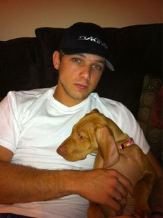 Max Thieriot. Too much cuteness.