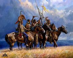 martin grelle  | Gathering Storm by Martin Grelle