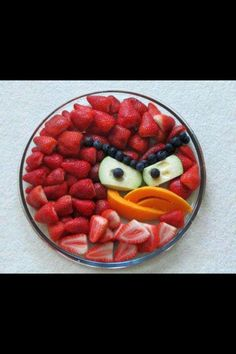 Angry Birds Party Platter