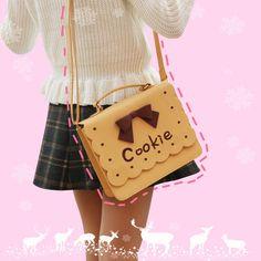 [High Quality Studio Made- Original Design]. Kawaii Bags, Shoulder Bags For School, Harajuku Girls, Retro Chic, Preppy Style, Cute Shirts, Cross Body Handbags, Studio, Ebay