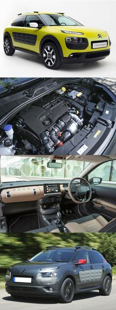 What Is #Citroen Cactus #C4 All About? Get more details: http://www.enginecompare.co.uk/blog/category/citroen/
