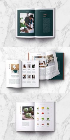 76 best recipe book design images page layout graph design rh pinterest com